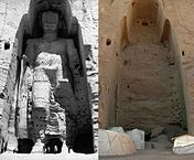 176px-Taller_Buddha_of_Bamiyan_before_and_after_destruction
